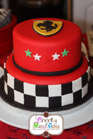 Ferrari Cake He Would Love This For Liam Tortas De Autos