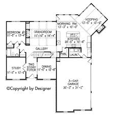 house plan 97627 traditional style