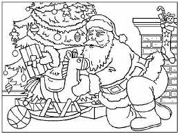 Kerst Kleurplaten De Leukste En Mooise Kerstkleurplaat Van