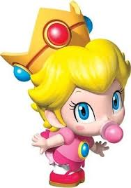 Amazon Com 3 Inch Baby Princess Peach Super Mario Bros Brothers Removable Wall Decal Sticker Art Nintendo 64 Snes Home Kids Room Decor Decoration 2 By 3 Inches Home Kitchen