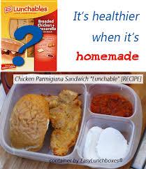 a healthier homemade