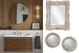 statement vanity mirrors