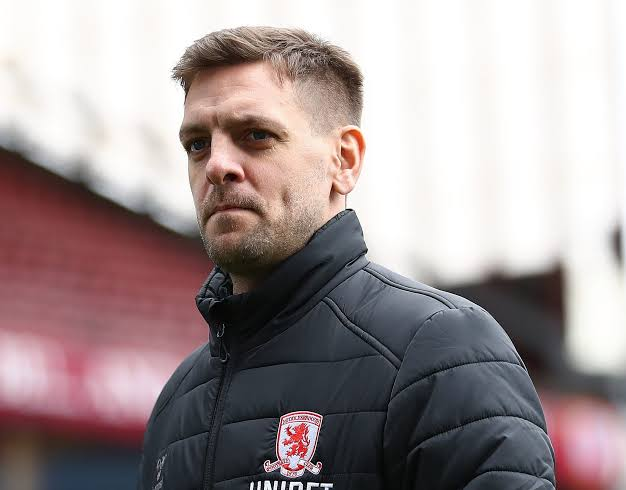 Image result for jonathan woodgate middlesbrough manager""