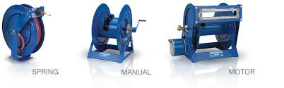 types of hose reel