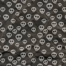 cute skulls wrapping paper ipad air
