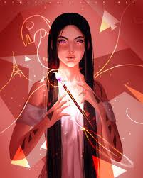 ArtStation - The Artists Eye, Abigail Jones