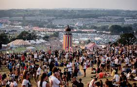 Glastonbury unveils huge 2020 lineup