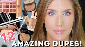 12 dupes for high end makeup
