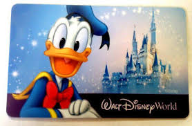 walt disney donald duck disneyland gift