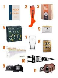 a last minute beer lover s gift guide