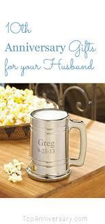 ten year wedding anniversary gift ideas