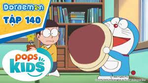 Doraemon Tập 140 - Sao Băng Ước Nguyện, Trang Phục Siêu Nhân - Hoạt Hình  Tiếng Việt - Marishka
