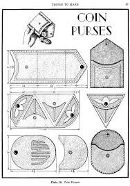 leather craft patterns