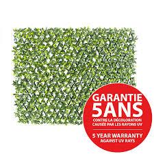 Expandable Privacy Fence Panel 39x78 Decors Veronneau