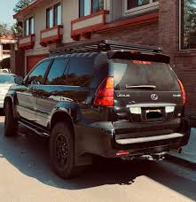 Gx470 With A Gxor Decal Spotted In The Bay Area Nice Roof Rack And Shoes Gxor
