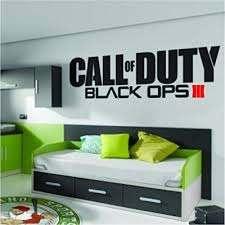 Call Of Duty Black Ops 3 Iii Sticker Decal Wall Room Xbox One 360 Ps4 Mymonkeysticker Com