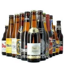 24 belgian beers pack gift