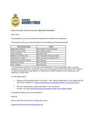 Border force officer recruit trainee ...