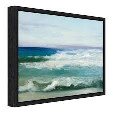 julia purinton framed canvas wall art