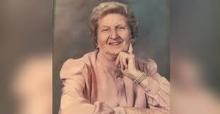 Ada Mae Marshall Obituary - Visitation & Funeral Information