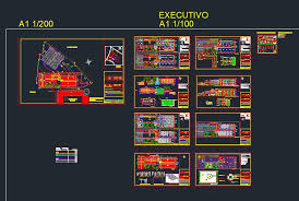 Setor Arquitetura: Blocos de Auto Cad Download