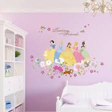 Disney Princess Wall Decals The Treasure Thrift