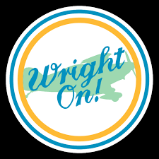 Wright Brothers Day Wright On Circle Vinyl Decal Customizable