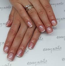 Manicure Francuski Japonski A Moze Brazylijski Easy Nails