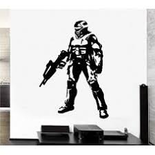 Master Chief Halo Xbox 360 Decal Sticker Vinyl Car Window Wall Video G Mymonkeysticker Com