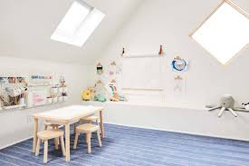 Our Kid S Attic Playroom Update And Mini Reveal The Five Parenting Fails Mistakes I Made Emily Henderson
