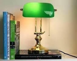 green bankers desk lamp ccpress info