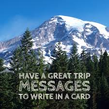 bon voyage or have a safe trip messages plus quotes