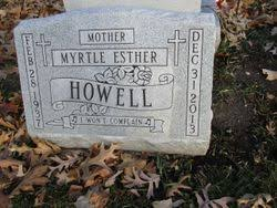 "Myrtle Esther ""Queen"" Howell (1937-2013) - Find A Grave Memorial"