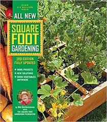 all new square foot gardening 3rd