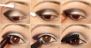 eye makeup if you have brown eyes