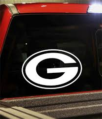 Green Bay Packers North 49 Decals