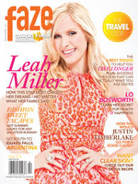 Leah Miller Cover Story: Come What May | Faze
