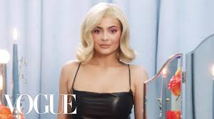 kylie jenner on her makeup and beauty