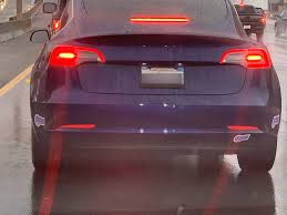 The New 2019 California Clean Air Vehicle Decals Even Uglier Than Expected Teslamotors