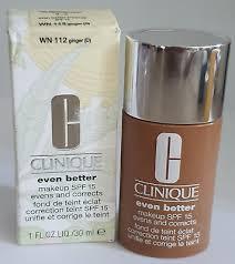clinique even better makeup spf15 wn