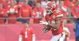 Five facts on Bears running back Knile Davis