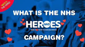 8pm national applause for NHS Heroes ...