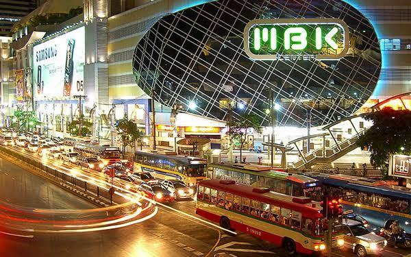Passpod, Thailand, MBK, Bangkok