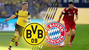 Dove vedere Borussia Dortmund-Bayern Monaco in diretta tv e ...