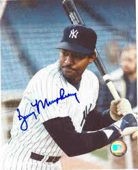Amazon.com: Autographed 8x10 Photo Jerry Mumphrey New York Yankees w/ COA:  Sports Collectibles