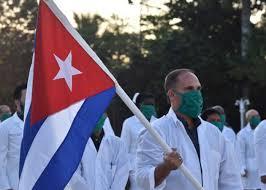 """Traición"""": Así calificó el padre de médico cubano que desertó en ..."""