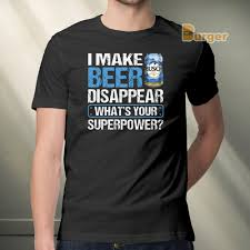 i make busch disappear tee shirt beer