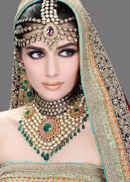 latest bridal makeup photoshoot by