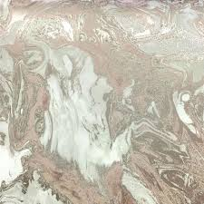 liquid marble rose gold wallpaper wl 6356