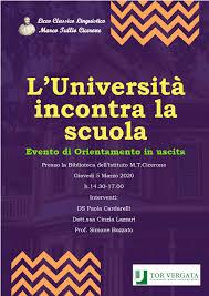 Marco Tullio Cicerone | Comunicazione del Consiglio d'Istituto sui ...